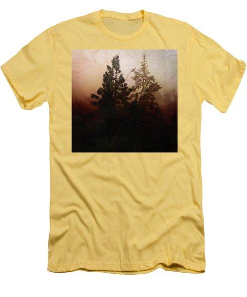 Tahoe Pines Men's T-Shirt (Athletic Fit)
