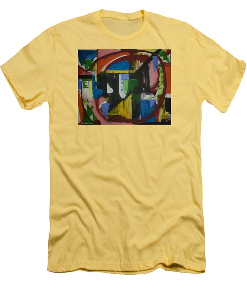 Take Me There Men's T-Shirt (Slim Fit) by Jose Rojas