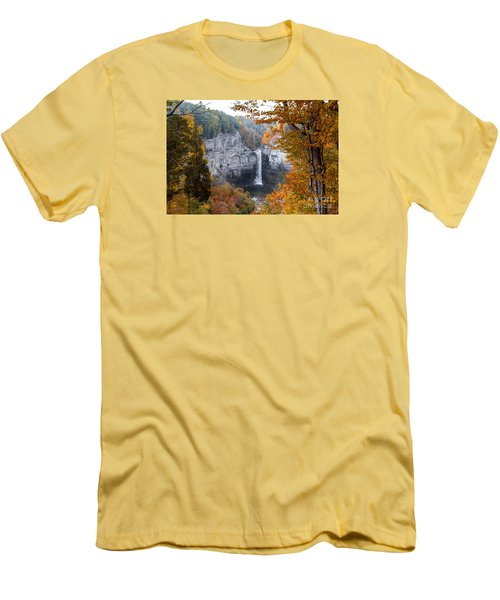 Taughannock Autumn Men's T-Shirt (Athletic Fit)