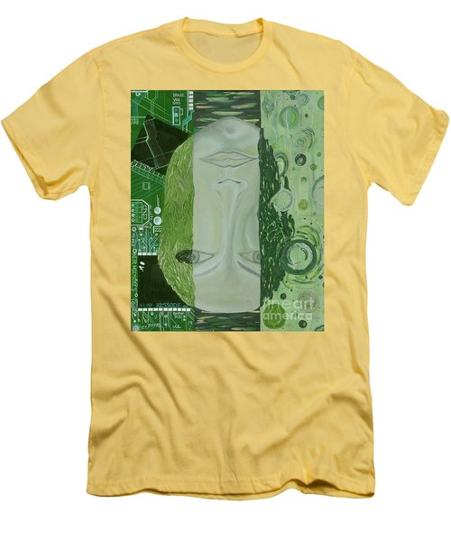 The 7th Creation Men's T-Shirt (Slim Fit) by Talisa Hartley