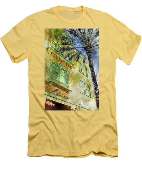 The Adrian Hotel South Beach Men's T-Shirt (Athletic Fit)