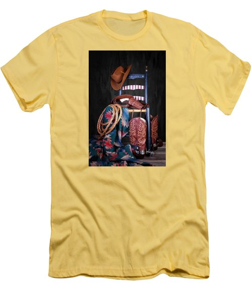 The American West Men's T-Shirt (Athletic Fit)