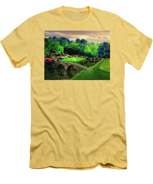 The Beauty Of The Masters Men's T-Shirt (Athletic Fit)