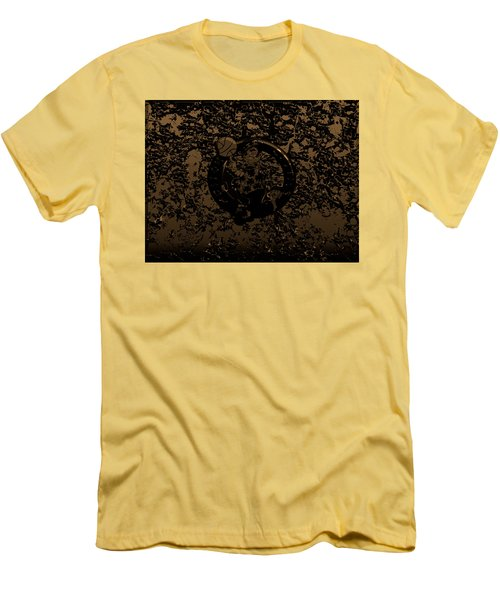 The Boston Celtics 1f Men's T-Shirt (Slim Fit)