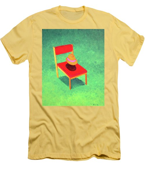 The Chat Men's T-Shirt (Slim Fit) by Thomas Blood