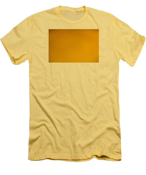 Men's T-Shirt (Slim Fit) featuring the photograph The Color Of Rust by Wanda Krack