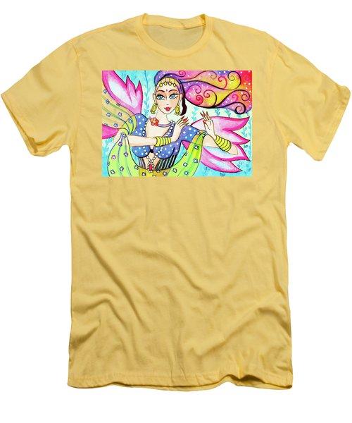 The Dance Of Pari Men's T-Shirt (Athletic Fit)