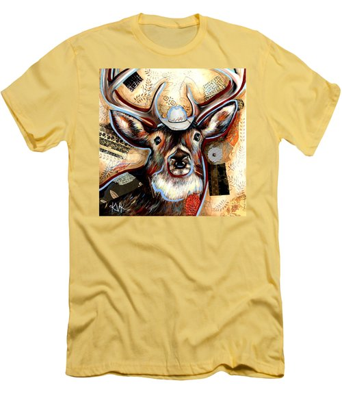 The Deer Men's T-Shirt (Athletic Fit)