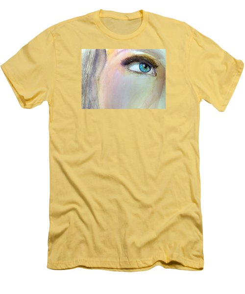 The Eyes Have It Men's T-Shirt (Athletic Fit)