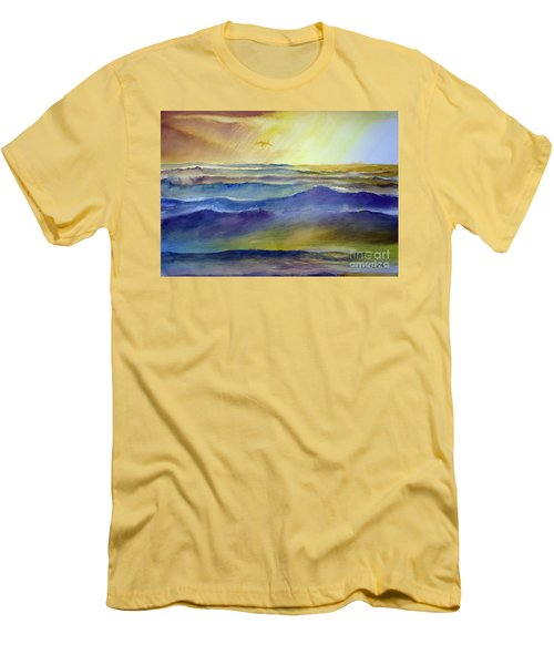 The Great Sea Men's T-Shirt (Athletic Fit)