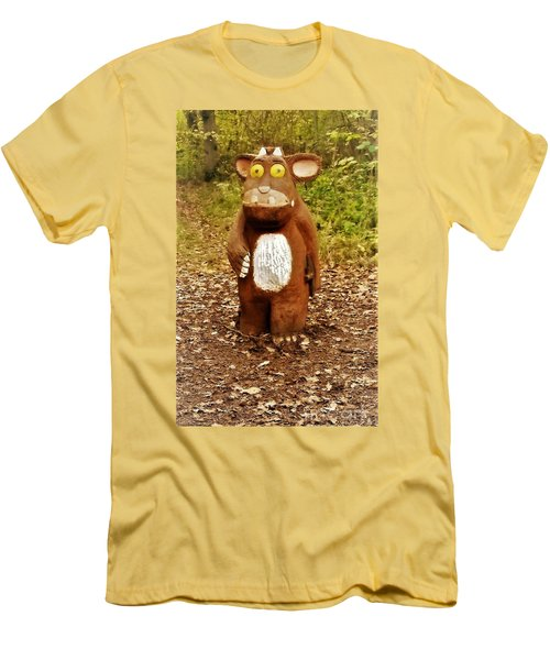 The Gruffalo Men's T-Shirt (Slim Fit) by John Williams