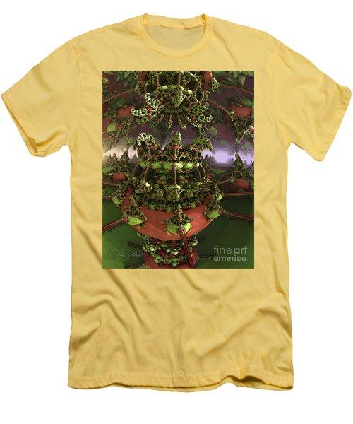 The Jokers Machine Men's T-Shirt (Slim Fit) by Melissa Messick