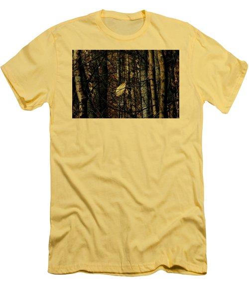 The Last Leaf Men's T-Shirt (Slim Fit)