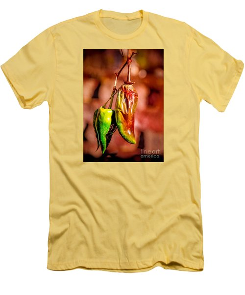 The Last Peppers Men's T-Shirt (Athletic Fit)