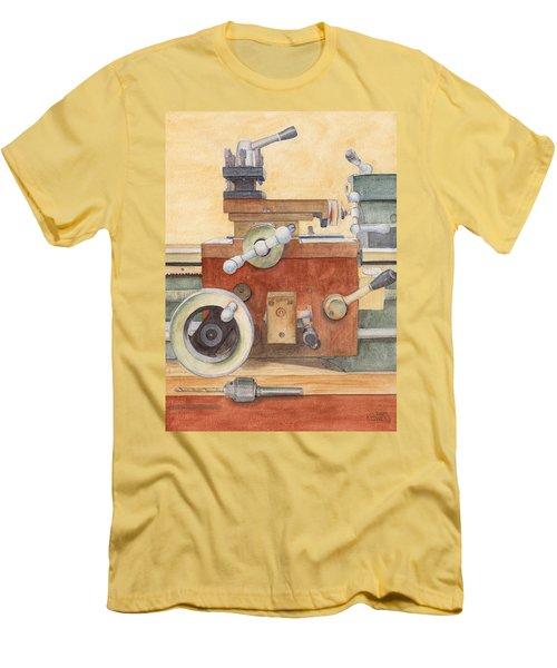 The Lathe Men's T-Shirt (Athletic Fit)