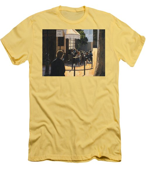 The Latin Quarter Men's T-Shirt (Athletic Fit)