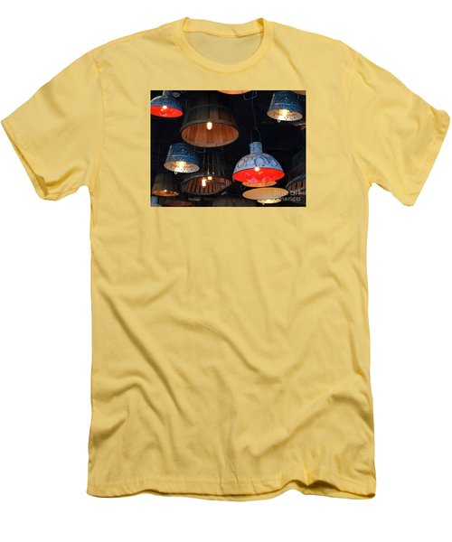 The Lights Above Men's T-Shirt (Athletic Fit)