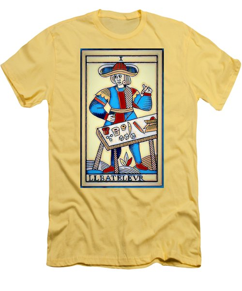 The Magician Men's T-Shirt (Athletic Fit)