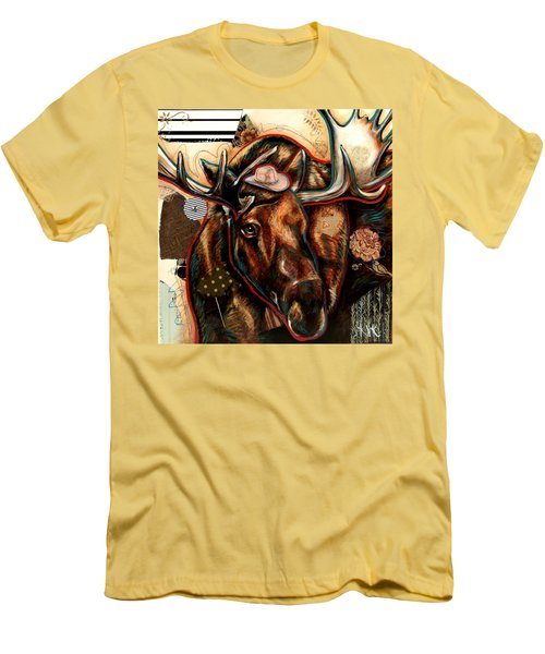 The Moose Men's T-Shirt (Athletic Fit)