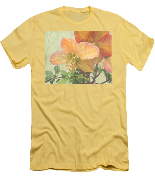 The Mystical Energy Of Nature Men's T-Shirt (Slim Fit) by I'ina Van Lawick