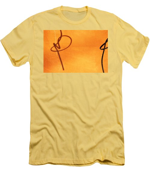 The Overthink  Men's T-Shirt (Slim Fit) by Prakash Ghai