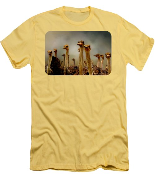 The Savannah Gang Men's T-Shirt (Athletic Fit)