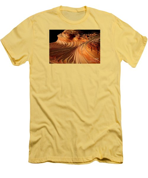 The Second Wave Men's T-Shirt (Slim Fit) by Keith Kapple