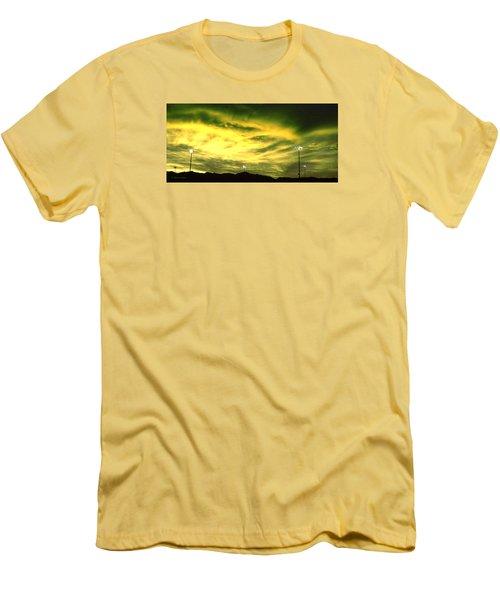 The Stadium Men's T-Shirt (Athletic Fit)