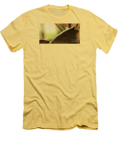 Men's T-Shirt (Slim Fit) featuring the photograph The Storyteller by Linda Shafer