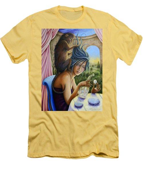 The Stylist Men's T-Shirt (Athletic Fit)