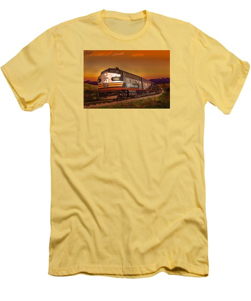 The Summer Of 1952 Men's T-Shirt (Slim Fit) by J Griff Griffin
