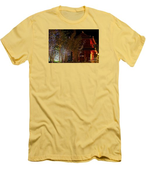The Temple Men's T-Shirt (Athletic Fit)