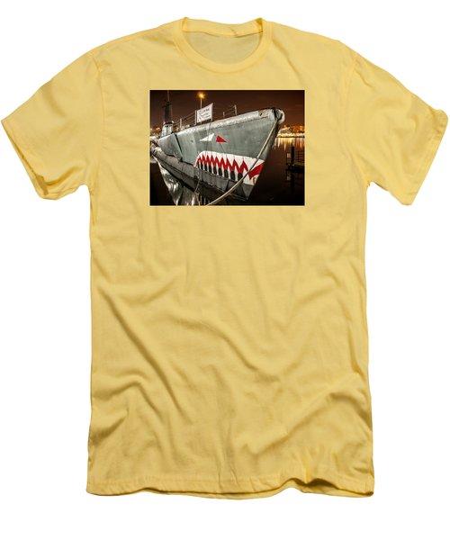 The Torsk Men's T-Shirt (Slim Fit) by Wayne King