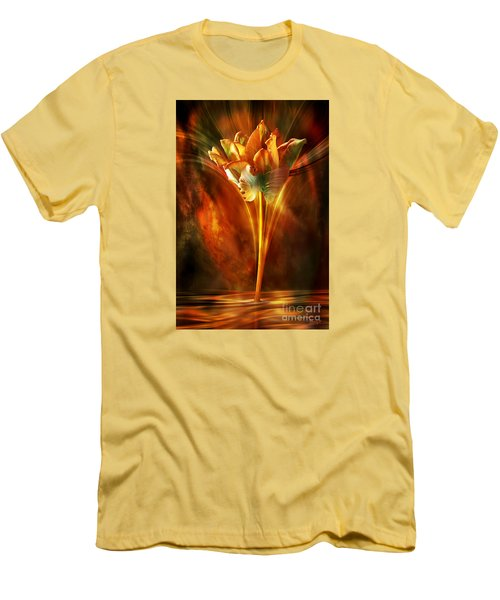 The Wild And Beautiful Men's T-Shirt (Slim Fit) by Johnny Hildingsson