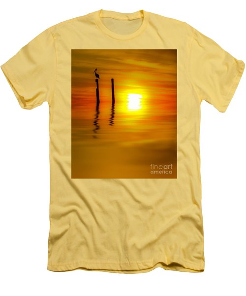There Are Moments Men's T-Shirt (Slim Fit)