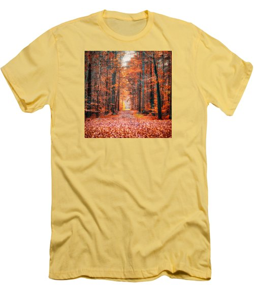 Thetford Forest Men's T-Shirt (Athletic Fit)