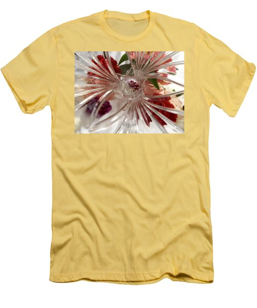 Think Outside The Vase #8801_0 Men's T-Shirt (Athletic Fit)