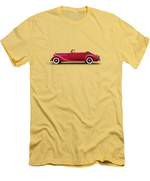 Thirty-six Packard Men's T-Shirt (Athletic Fit)