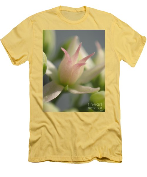 Men's T-Shirt (Slim Fit) featuring the photograph Tiny Crown by Christina Verdgeline
