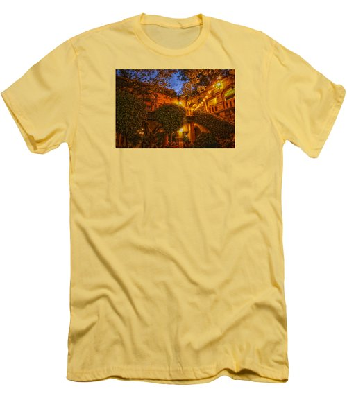 Tlaquepaque Evening Men's T-Shirt (Athletic Fit)