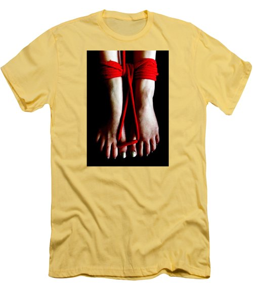 Toe Tied Men's T-Shirt (Athletic Fit)