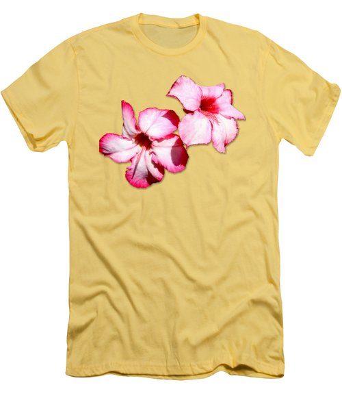 Too Pink Men's T-Shirt (Athletic Fit)