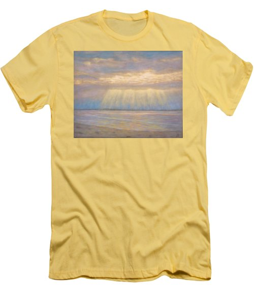 Tranquility Men's T-Shirt (Slim Fit) by Joe Bergholm