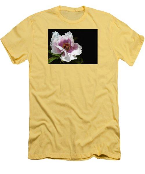 Tree Paeony II Men's T-Shirt (Athletic Fit)