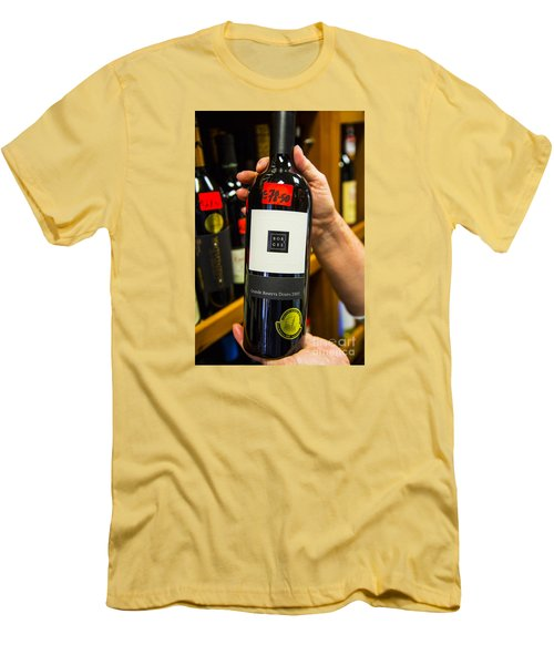 Tremendous Wine Men's T-Shirt (Athletic Fit)