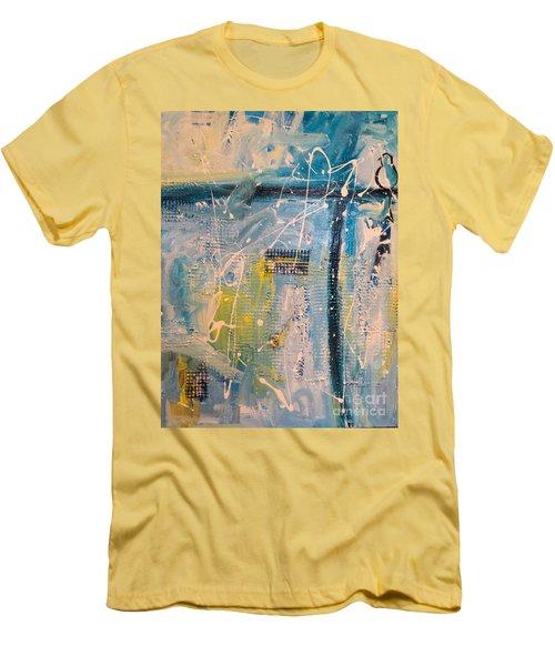 Tropicana Bird 01 Men's T-Shirt (Athletic Fit)