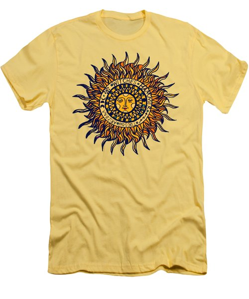 Tucson Arizona Del Sol Men's T-Shirt (Athletic Fit)