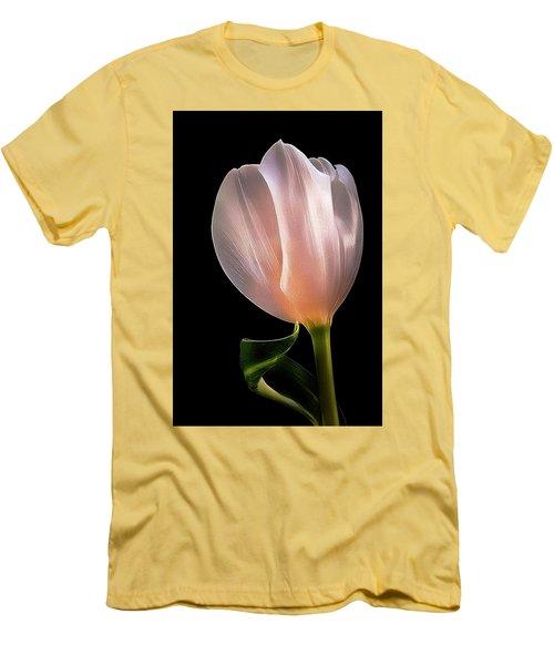 Tulip In Light Men's T-Shirt (Athletic Fit)