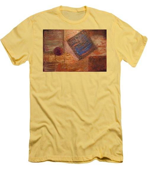Tumbling 4 Ways Men's T-Shirt (Slim Fit)