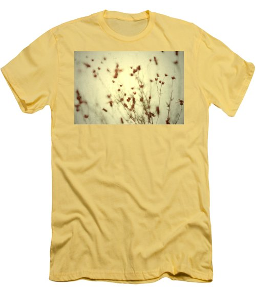Men's T-Shirt (Slim Fit) featuring the photograph Undefined  by Mark Ross